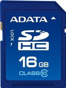 ADATA Turbo SDHC 16GB, Class 10 (ASDH16GCL10-R)