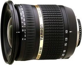 Tamron SP AF 10-24mm 3.5-4.5 Di II LD Asp IF für Nikon F schwarz (B001N)