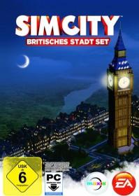 Sim City 5 - Britisches City Set (Add-on) (PC)