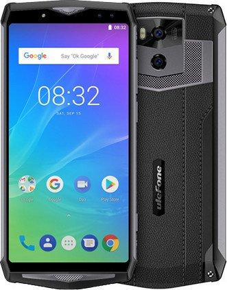 Ulefone Power 5S schwarz