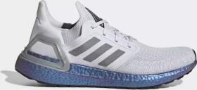 adidas Ultra Boost 20 dash grey/grey three/boost blue violet metallic (Herren) (EG0755)