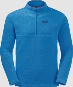 Jack Wolfskin Arco Shirt langarm brilliant blue stripes (Herren) (1701483-7414)