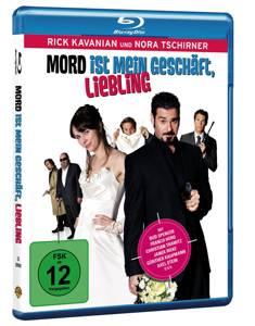 Mord ist mein Geschäft, Liebling (Blu-ray)