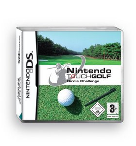 Touch Golf - Birdie Challenge (German) (DS)