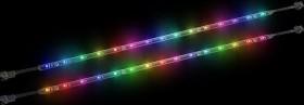 Cougar LED Strip, Addressable RGB, 45cm, LED stripes, 2-pack (3MLEDSTR.0001)