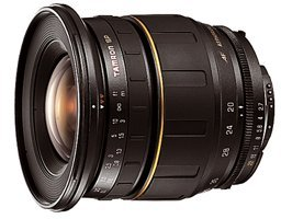 Tamron AF 20-40mm 2.7-3.5 Asp IF for Pentax K black (266DP)