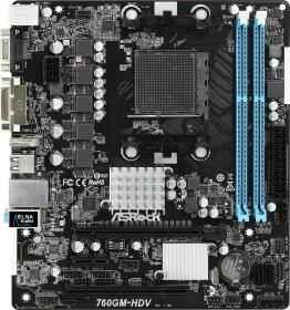 ASRock 760GM-HDV (90-MXB7U0-A0UAYZ)