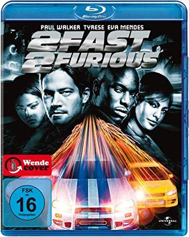 2 Fast 2 Furious (Blu-ray) -- via Amazon Partnerprogramm