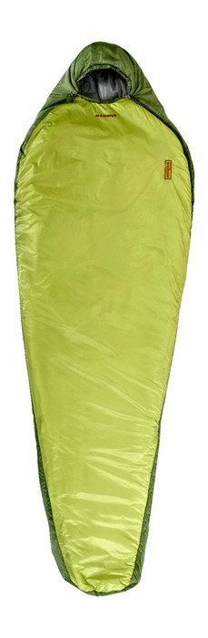 Ajungilak Alpine 3-Season mummy sleeping bag -- ©Globetrotter