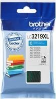 Brother Tinte LC3219XLC cyan