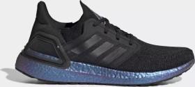 adidas Ultra Boost 20 core black/boost blue violet metallic (Herren) (EG1341)