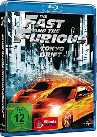 The Fast And The Furious - Tokyo Drift (Blu-ray) -- via Amazon Partnerprogramm