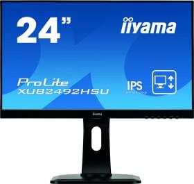 """iiyama ProLite XUB2492HSU-B1, 23.8"""""""