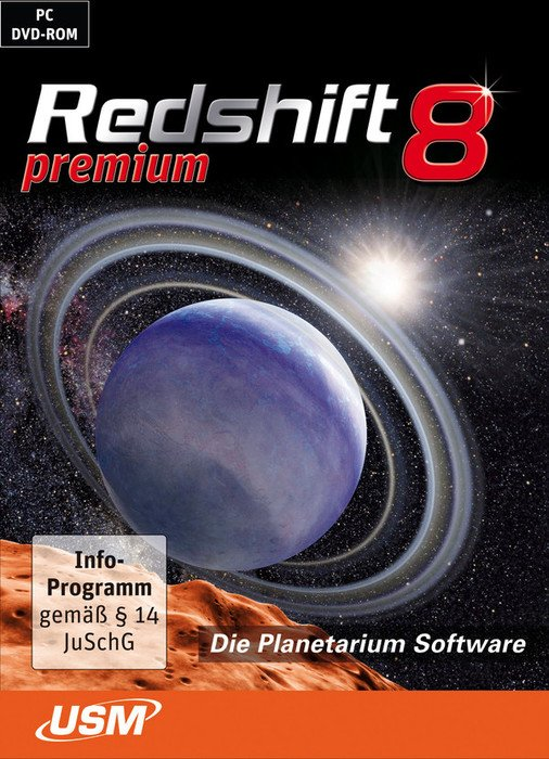 USM: RedShift 8.0 Premium, ESD (deutsch) (PC)