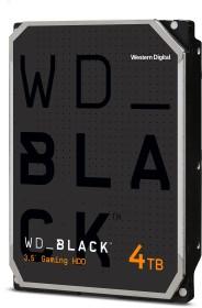 Western Digital WD_BLACK 4TB, 512n, SATA 6Gb/s (WD4001FAEX)