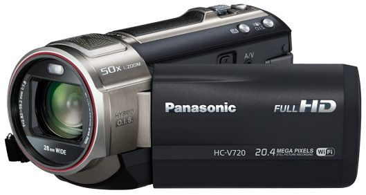 Panasonic HC-V727 black (digital)