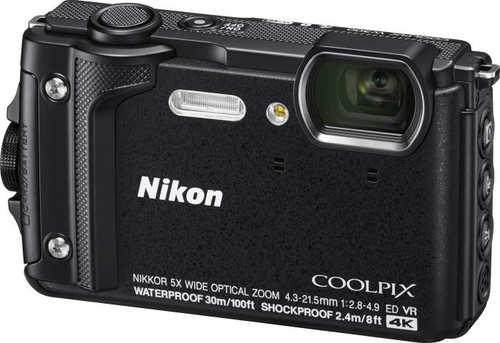 Nikon Coolpix W300 schwarz (VQA070E1)