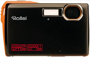 Rollei X-8 sports black