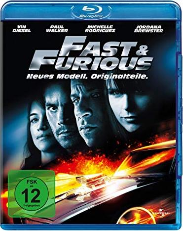 Fast And Furious (Blu-ray) -- via Amazon Partnerprogramm