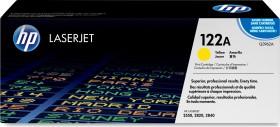 HP Toner 122A yellow (Q3962A)