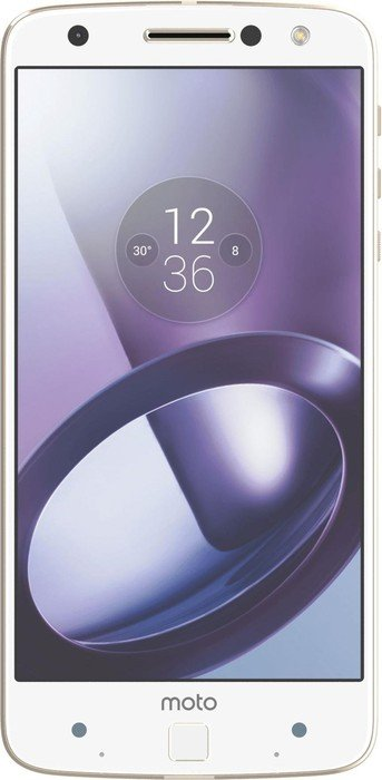 Motorola Moto Z 32GB weiß/gold
