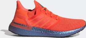 adidas Ultra Boost 20 solar red/boost blue violet metallic (Herren) (FV8451)
