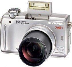 Olympus Camedia C-760 Ultra zoom (różne zestawy)