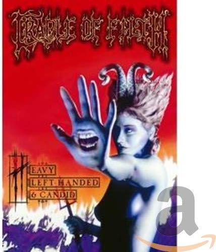 Cradle of Filth - Heavy Left-Handed And Candid -- via Amazon Partnerprogramm