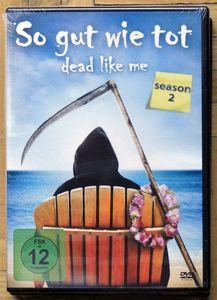 Dead Like Me - So gut wie tot Season 2 -- © bepixelung.org