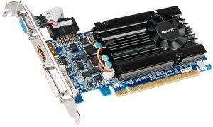 Gigabyte GeForce GT 520, 1GB DDR3, VGA, DVI, HDMI (GV-N520D3-1GI)