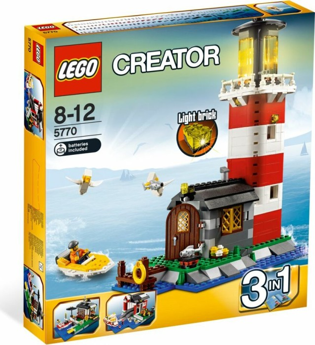 LEGO - Creator 3in1 - Lighthouse Island (5770) -- via Amazon Partnerprogramm