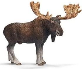 Schleich Wild Life - Moose Bull (14619)