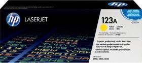 HP Toner 123A yellow (Q3972A)