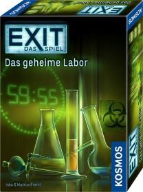 EXIT - Das Spiel - Das geheime Labor (69274)