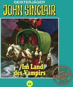 John Sinclair Tonstudio Braun - Folge 24 - Im Land des Vampirs
