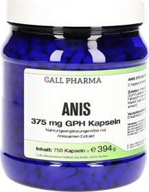 Anis 375mg GPH Kapseln, 750 Stück