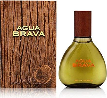 Antonio Puig Agua Brava Eau De Cologne 100ml -- przez Amazon Partnerprogramm