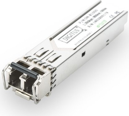 Digitus Professional DN-81000 Cisco Gigabit LAN-Transceiver, LC-Duplex MM 550m, SFP (DN-81000-02)