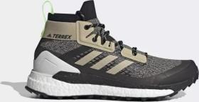adidas Terrex Free Hiker savannah/core black/signal green (Herren) (EF2156)