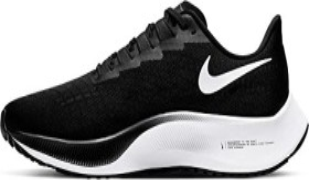 Nike Air Zoom Pegasus 37 schwarz/weiß (Herren) (BQ9646-002)