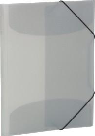 Herma Sammelmappe A3 transparent grau (19586)