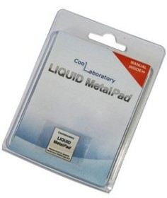 Coollaboratory liquid MetalPad, 1x GPU
