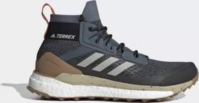 adidas Terrex Free Hiker legacy blue/metal grey/raw desert (Herren) (EF2157)