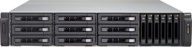 QNAP TVS-1582TU-i5-16G 90TB, 16GB RAM, 4x Gb LAN/2x 10Gb SFP+, 4x Thunderbolt 3, 2HE