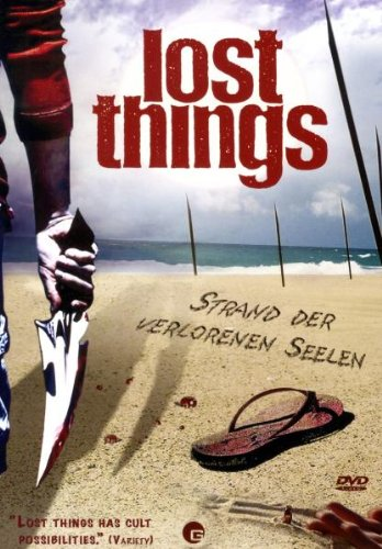 Lost Things -- via Amazon Partnerprogramm