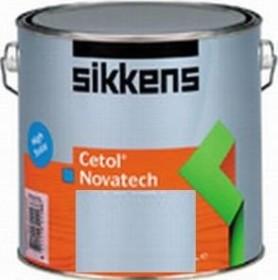 Sikkens Cetol Novatech Holz-Lasur Holzschutzmittel 020 ebenholz, 2.5l