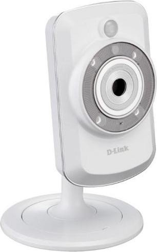 D-Link SecuriCam DCS-942L, Wireless Netzwerkkamera, 300Mbps