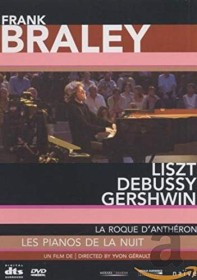 Les Pianos De La Nuit - Schumann/Prokofjew/Tschaikowsky (DVD)