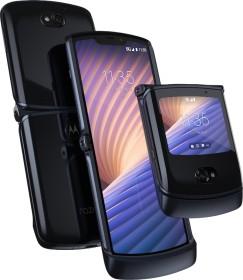Motorola Razr 5G polished graphite