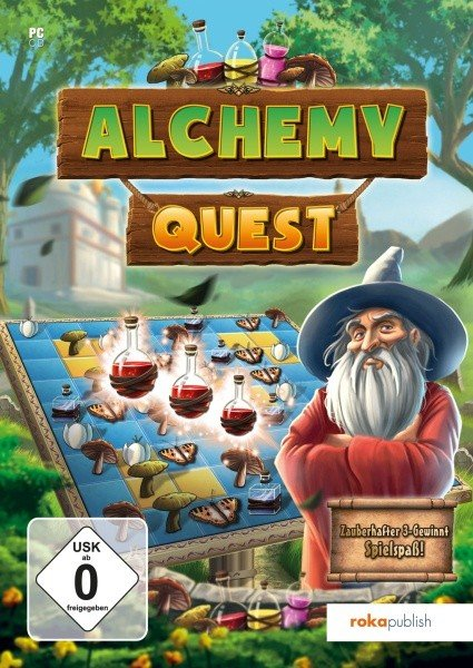 Alchemy Quest (Download) (PC)